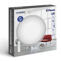 Cветильник cветодиодный AL5000 FERON с пультом управления